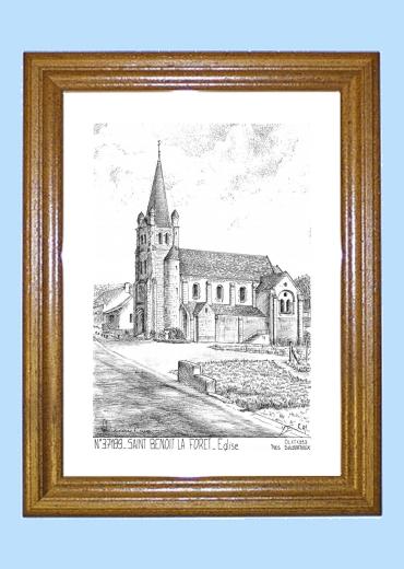 Cartes postales de st benoit 01 ain yves ducourtioux editeur souvenirs ville departement - Piscine foret noire allemagne saint denis ...