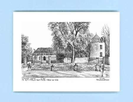 Cartes postales de vitry le croise 10 aube yves for Recherche hotel sur carte