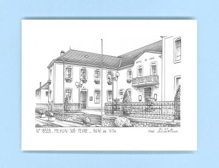 Cartes postales de st leger le petit 18 cher yves for Recherche hotel sur carte