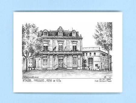 Cartes postales de carlencas et levas 34 herault yves for Recherche hotel sur carte