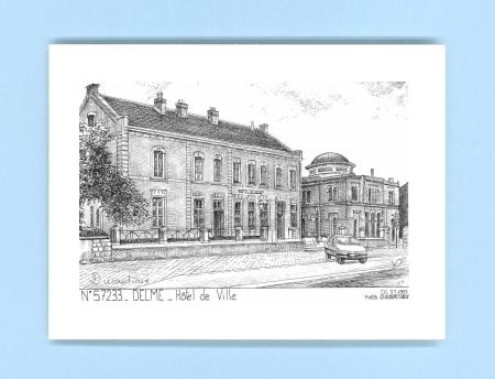 Cartes postales de imling 57 moselle yves ducourtioux for Recherche hotel sur carte