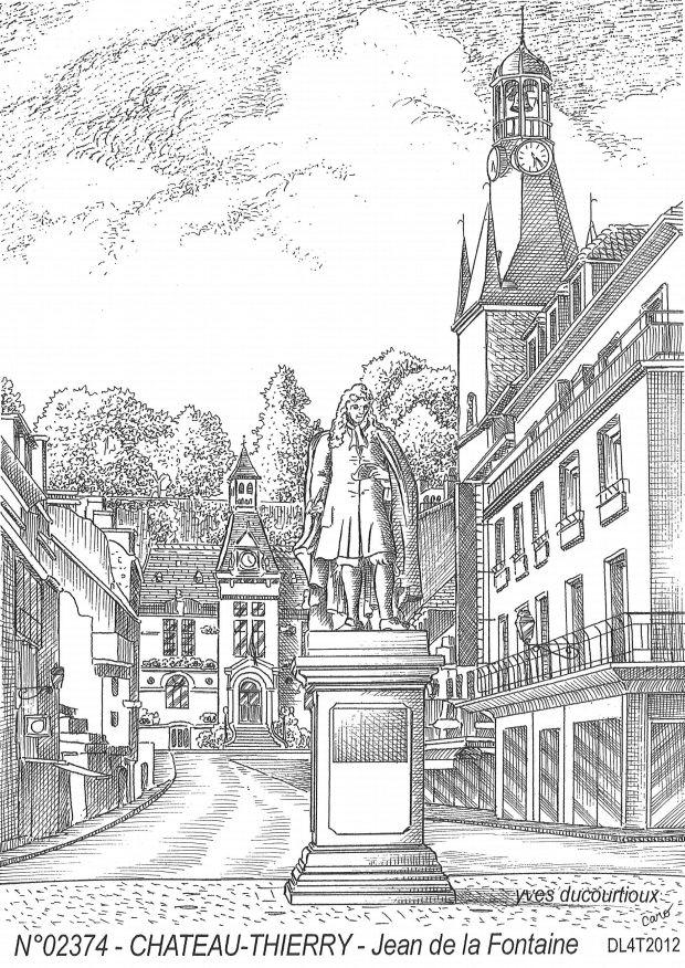 Cartes postales de oigny en valois 02 aisne yves for 02 chateau thierry