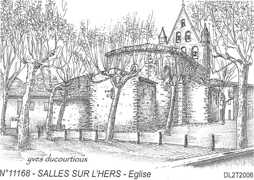 cartes postales de salles 33 gironde yves ducourtioux editeur souvenirs ville departement