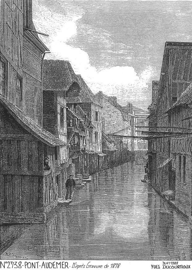 Cartes postales de tourneville 27 eure yves ducourtioux for Buro 27 pont audemer