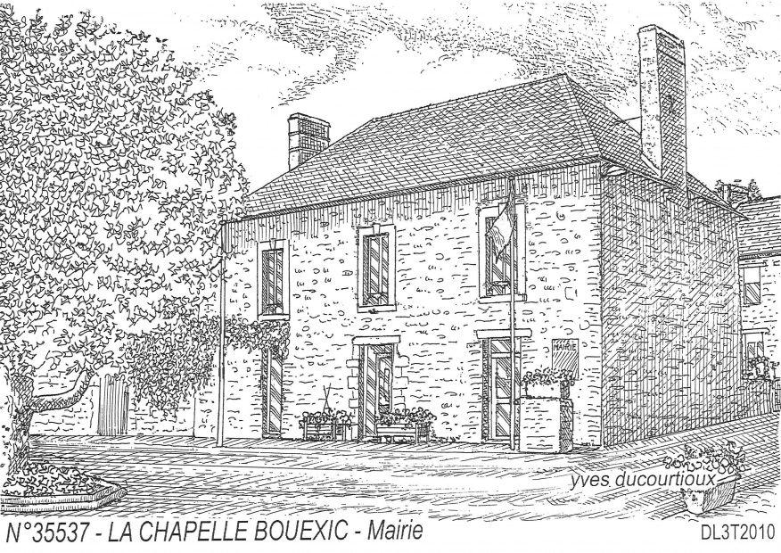 Cartes postales de laignelet 35 ille et vilaine yves for Garage ad la chapelle bouexic