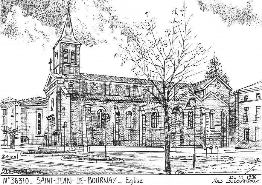 Hotel St Jean De Bournay