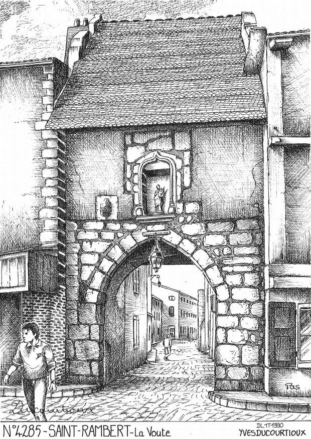 Cartes postales de veauchette 42 loire yves ducourtioux - Piscine saint just saint rambert ...
