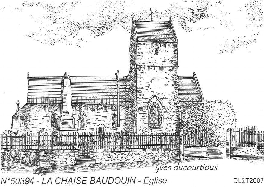 Cartes postales de magneville 50 manche yves ducourtioux for Chaise baudouin