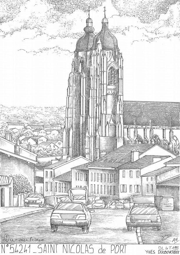 Cadeaux souvenirs de selaincourt 54 meurthe et moselle yves ducourtioux editeur souvenirs - Mairie saint nicolas de port ...