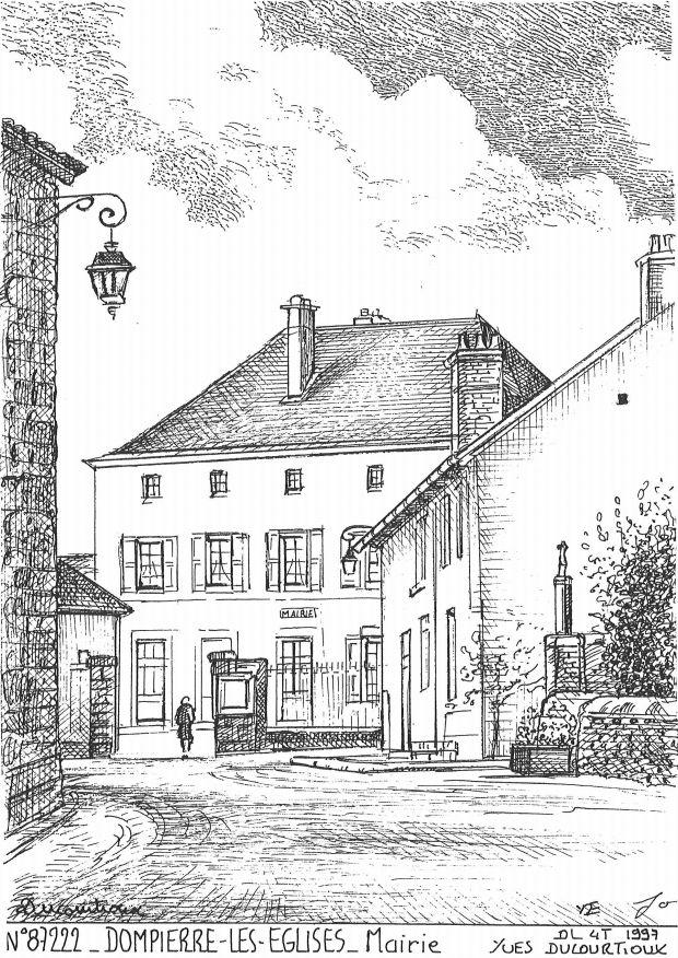 Mairie de coussac bonneval for Haute vienne code postal