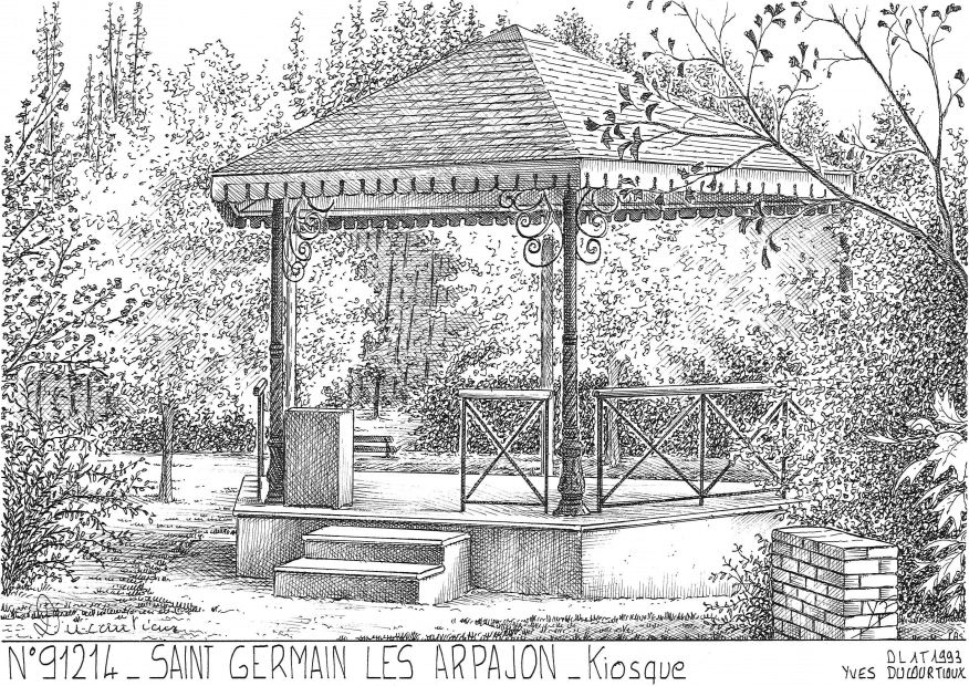 Hotel St Germain Les Arpajon