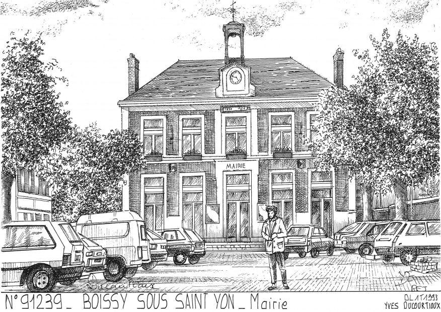 cartes postales de st yon 91 essonne yves ducourtioux editeur souvenirs ville departement. Black Bedroom Furniture Sets. Home Design Ideas